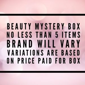 ‼️LOWEST‼️ 5⭐️ Mystery Beauty Box